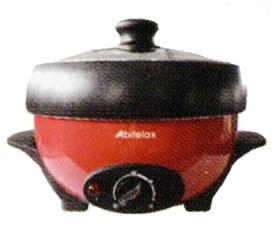 鍋付きコンロ