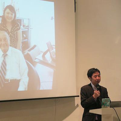 ホリスティックコミュニティデイ 上村雄彦教授 講演