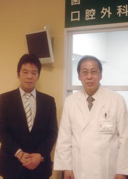 齋藤先生と片平