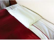 寝具の写真